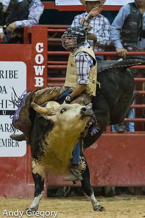 Davie Bull Riding Sept 2012