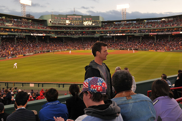 Red Sox v Orioles 5-June-2012