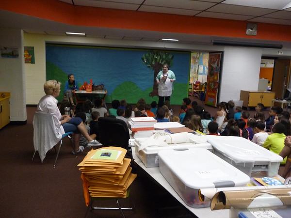 2017 Summer Reading Presentations