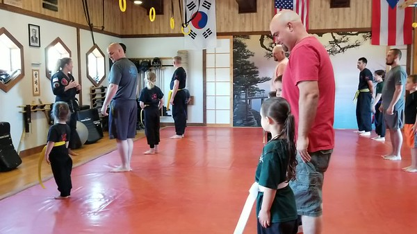 1806V PD Father's Day Hapkido