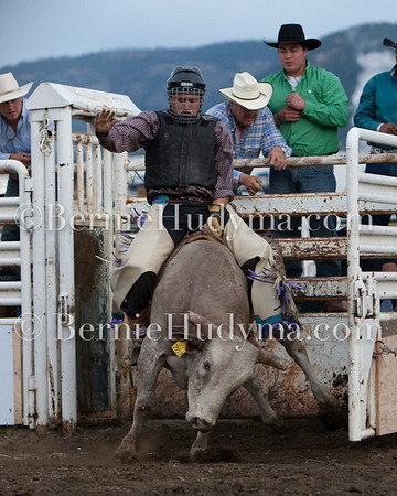 Kamloops Pro Bull Riding Aug.28,2010
