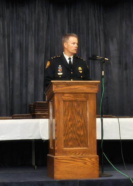 2009 Ashland Police Awards Ceremony