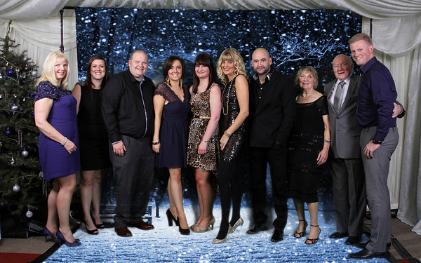 Christmas Parties at the County Ground