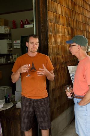 20100822 Wine Bottling with OAR