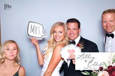 2021-5-29 Ashley & Collum Wedding