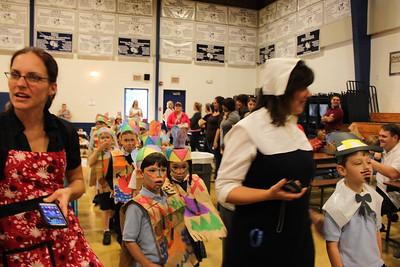 2013-11-22 Thanksgiving Kindergarten