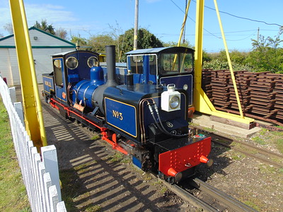 Wells & Walsingham Railway, 17th April 2016