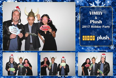 2017 VIMBY & Plush Holiday Party