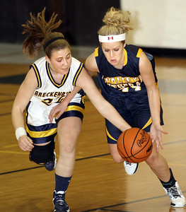 Girls basketball December 2012