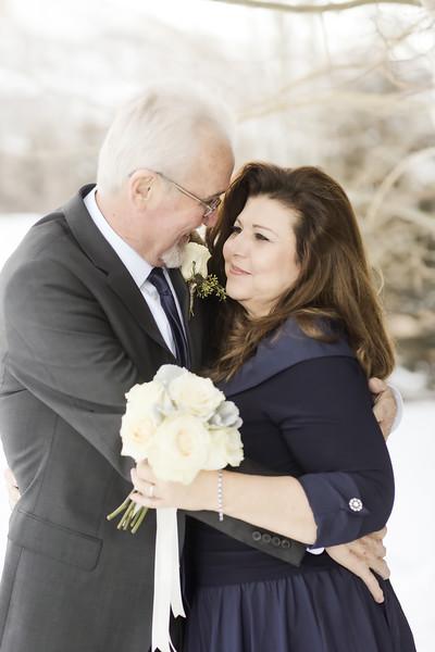 Diane & Greg