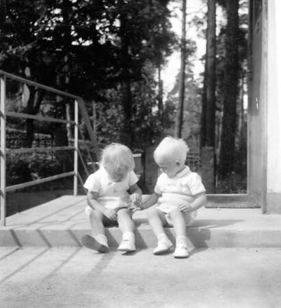 Ulla-Britta 1940'erne