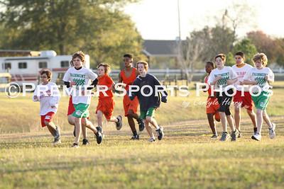La Porte Junior High Cross Country Meet (7th Boys) 12/6/201
