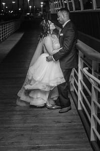Melissa and Tramaine Wedding