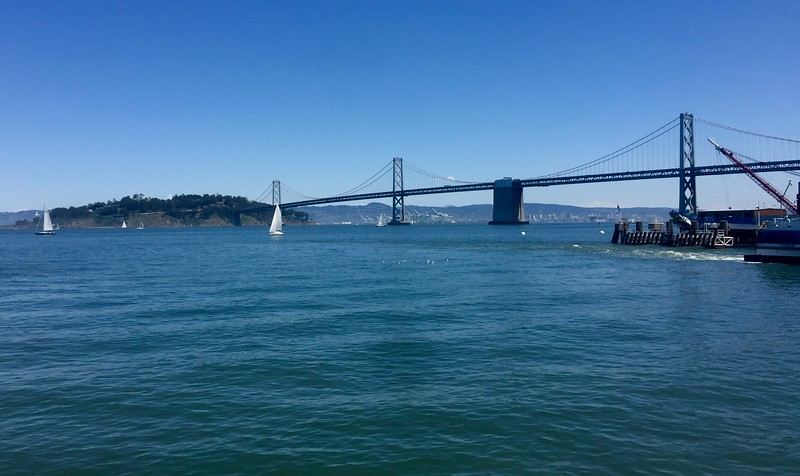 Bay Bridge to Treasure Island