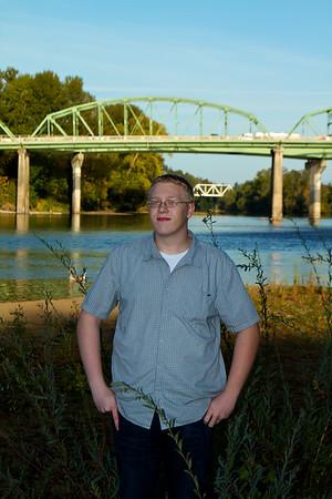 Ryan Beggs - 2014 - Senior Photos