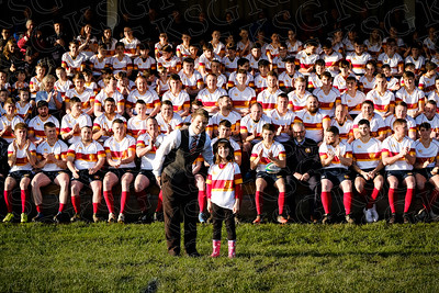KILMARNOCK RUGBY CLUB NEW STRIP LAUNCH
