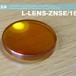 SKU: L-LENS-ZNSE/18/508, Φ18mm ZNSE Lens Focal Length 50.8mm with AR/AR Coating for CO2 Laser Machine