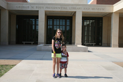 George Bush Library July 2013