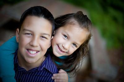 Sarah Ruby and Ben