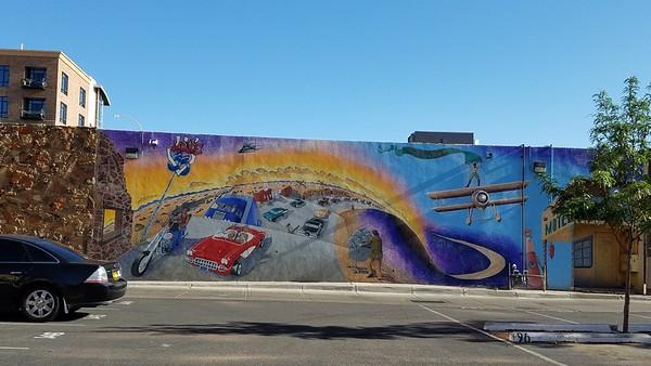 2018 Albuquerque, New Mexico