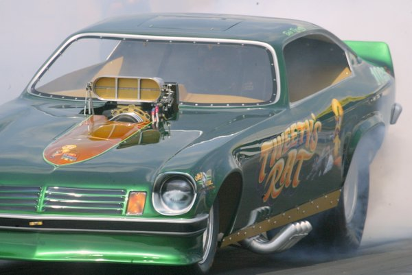 2006 Funny Car Reunion by Art Cimilluca