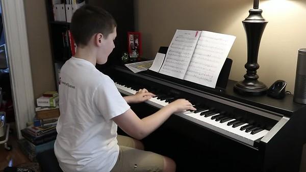 Piano Party (Virtual) 2020-06