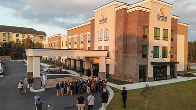 Comfort Inn and  Suites Florence Grand Opening