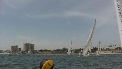 Sailing Academy Yacht Racing Videos (April 18, 2014)