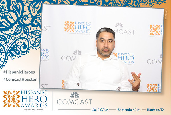 Prints - Comcast Hispanic Heros Gala