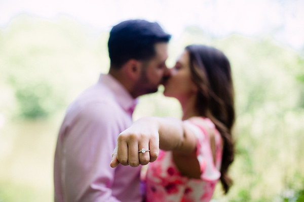 Alexis & Anthony's Engagement Session