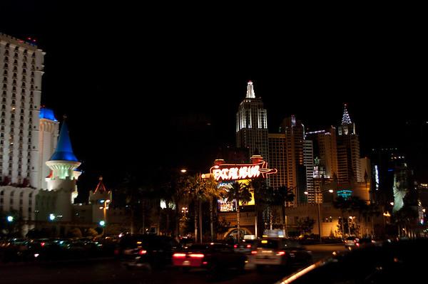 Las Vegas 2009 Nighttime