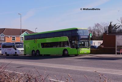 Portlaoise (Bus), 20-03-2018