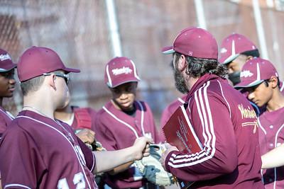 Upper School Baseball 2021