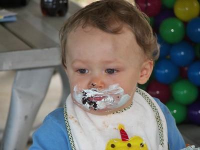 2008-09 Jr's 1st Birthday