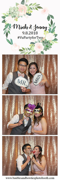 Minh & Jenny Wedding