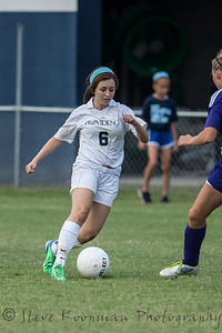 2013 PHS Girls Soccer vs Scottsburg