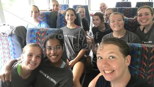 vball team bonding . 8.17.18