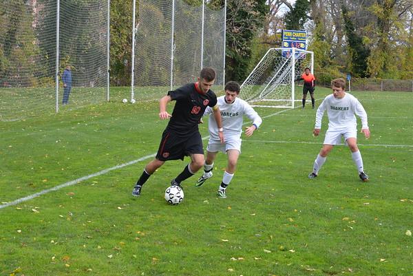 Boys' Soccer: GA-PC Day