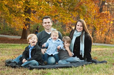 Scribner Family Portraits