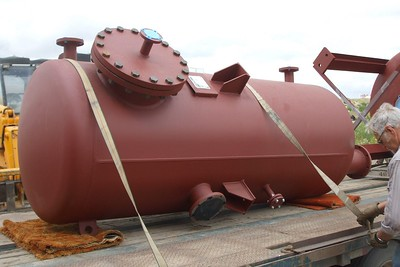 Shop Built Pressure Vessels