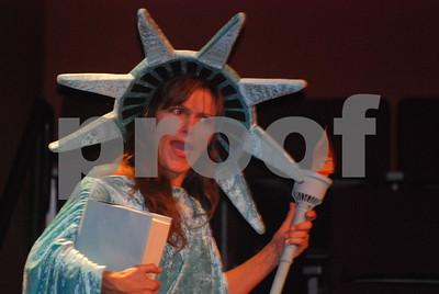 9/12/12 Tyler Civic Theatre Presents Hallelujah Girls