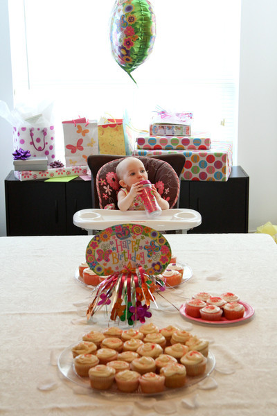 Emma's First Birthday