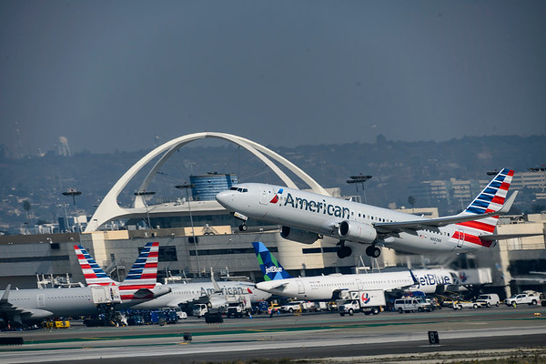 20181111-Spotting at LAX