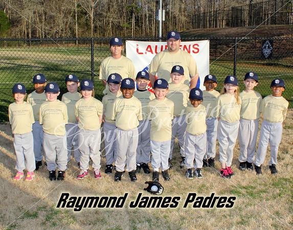 Raymond James Padres