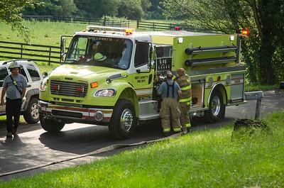 08-22-18 West Lafayette FD House Fire