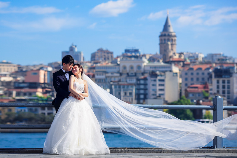 turkey pre wedding