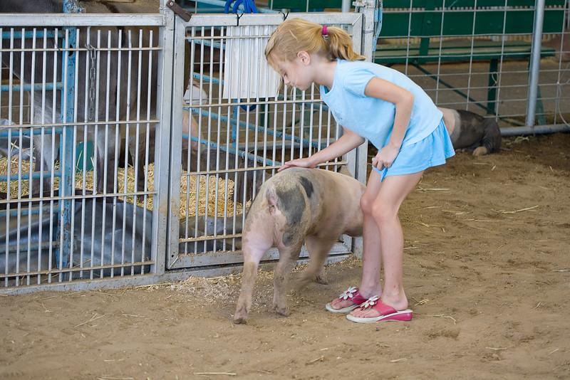 Merced Fair 2008