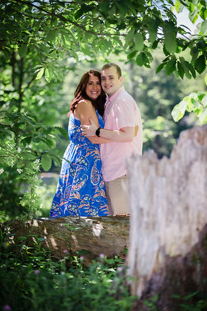 Amanda & Kevin's Engagement Session