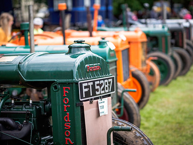 2019 Tractor Fest at Newby Hall