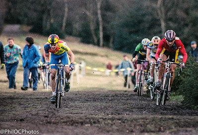 National Cyclo Cross Championships 1995